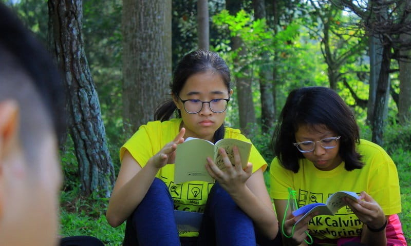 Camping Edukasi