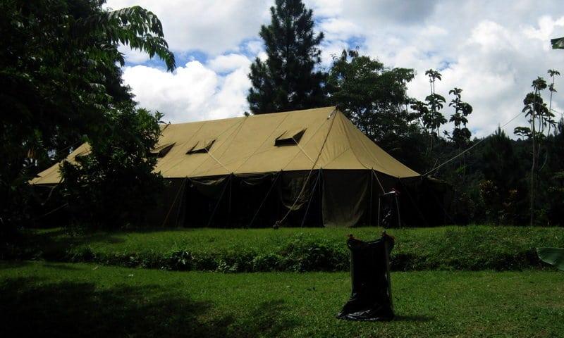 Pesona Highland camp Puncak