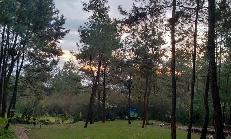 tempat camping di bogor