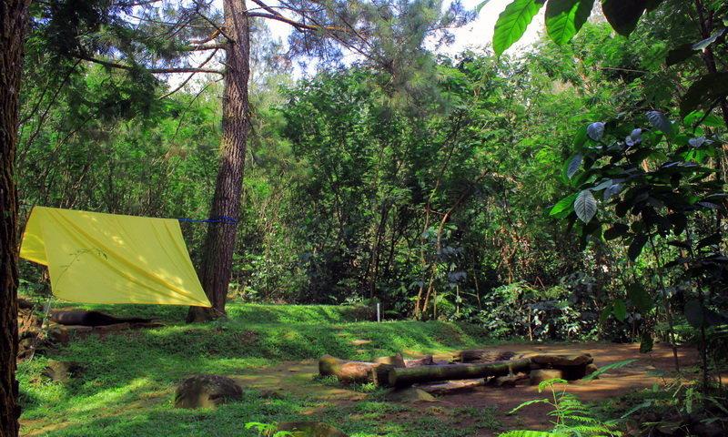 camping puncak