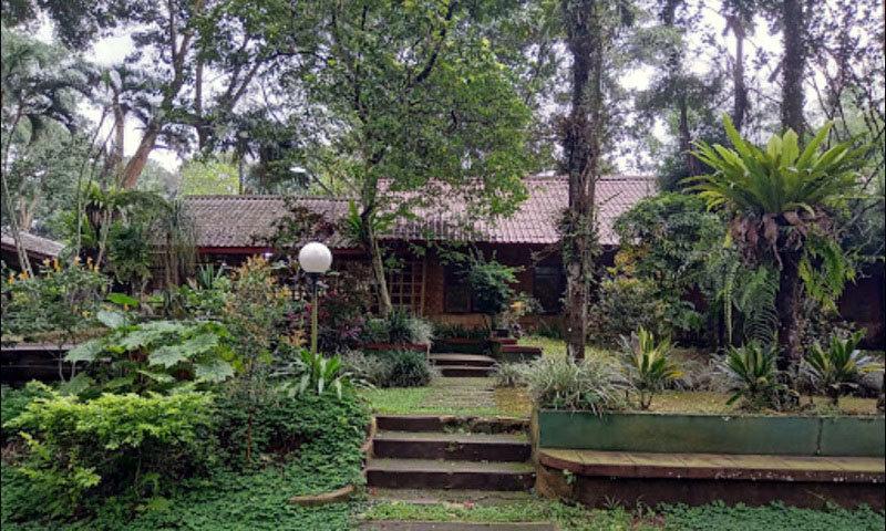 akomodasi cottage desa wisata lembur pancawati