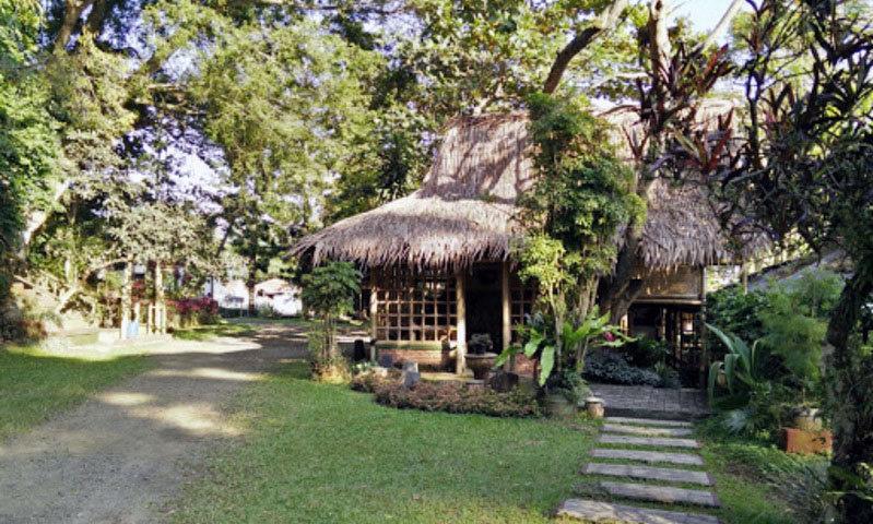 akomodasi desa wisata lembur pancawati