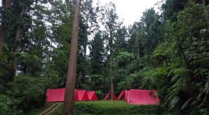 camping ground situgunung sukabumi