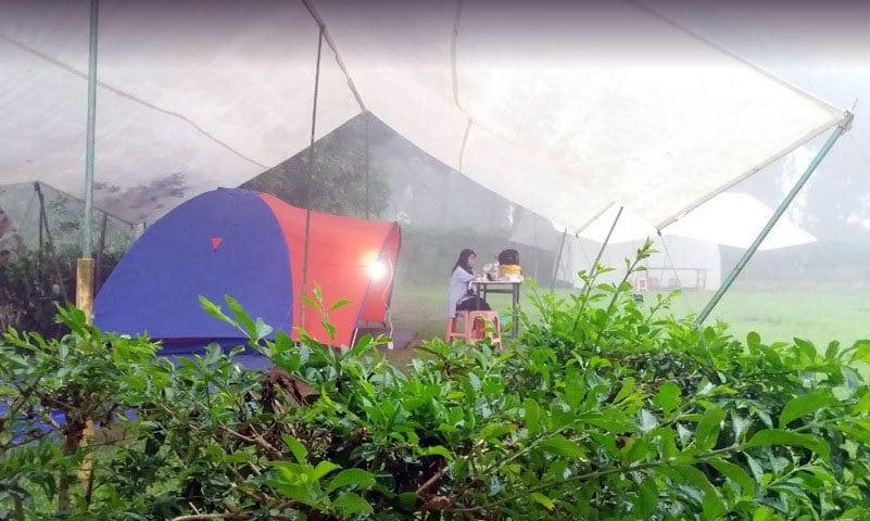 batutapak camping ground di sukabumi