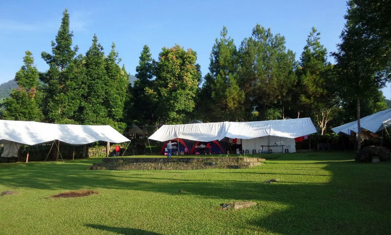 batutapak camping ground sukabumi