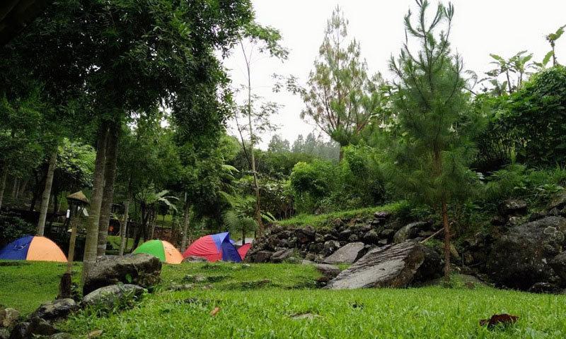 bravo camping ground wisata sukabumi