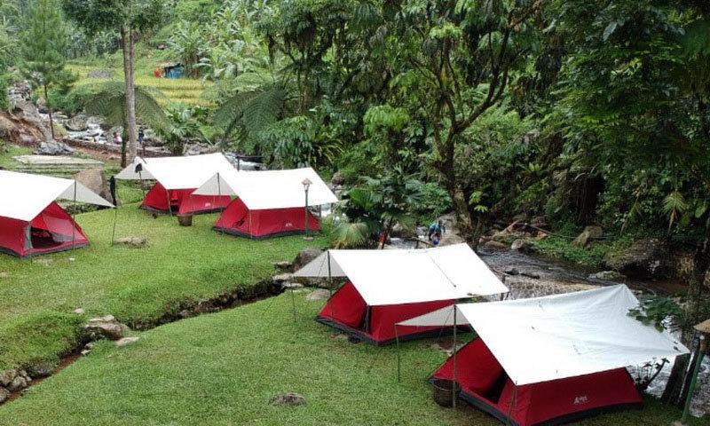 camp bravo tempat wisata sukabumi