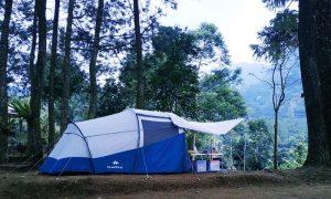 camp curug naga puncak