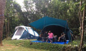 camp di puncak