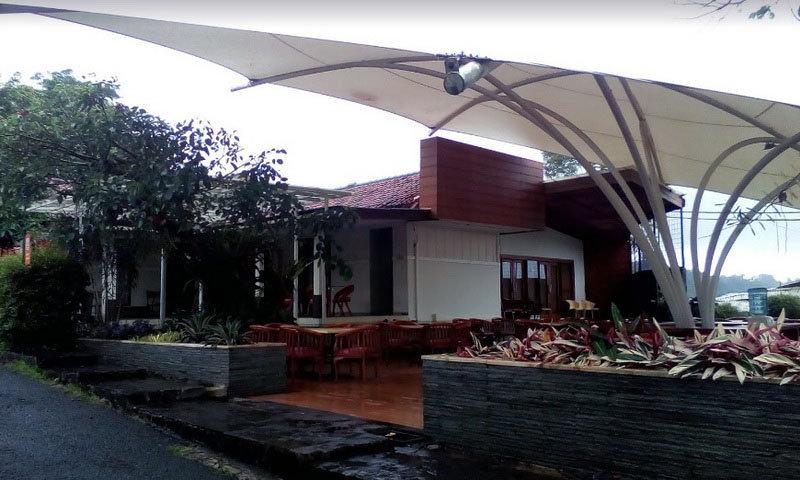 camp hulu cai hotel di puncak bogor