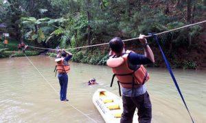 camp hulu cai hotel untuk outbound bogor