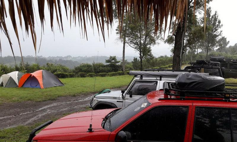camping di gayatri adventure camp