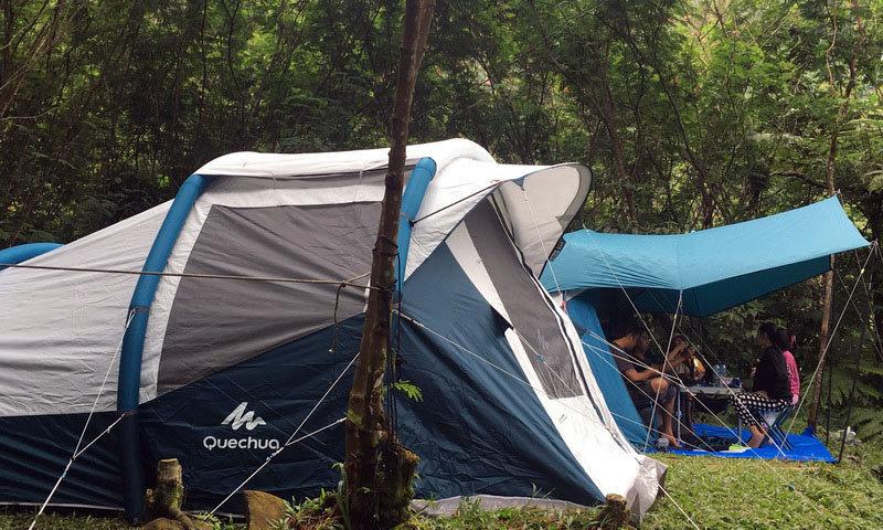 camp di cibodas