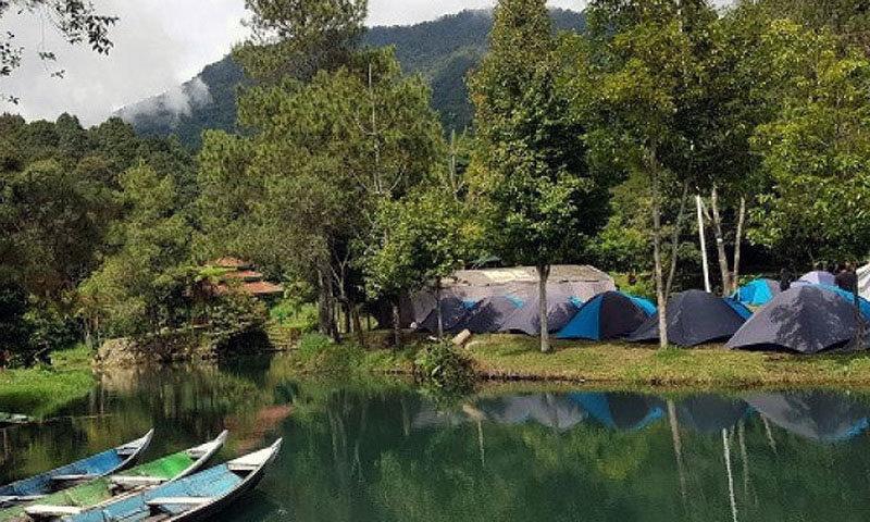 camping ground cibodas mandalawangi