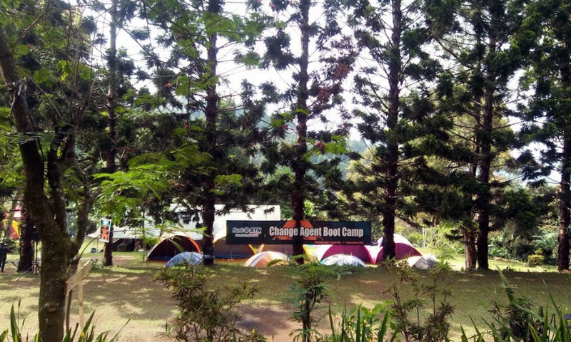 eagle hill outbound camp bogor
