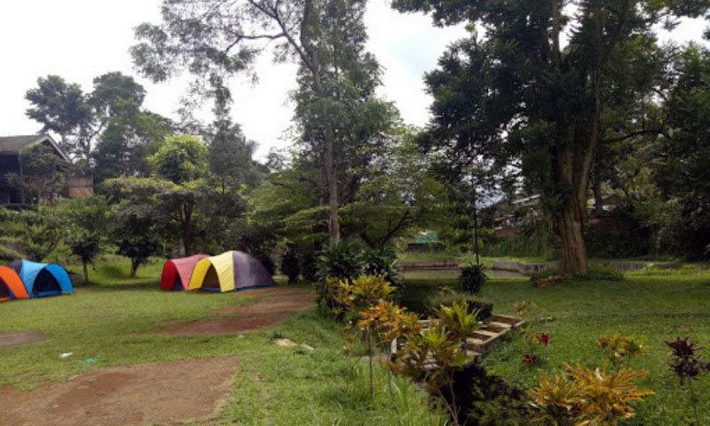 griya sawah lega camp and resort
