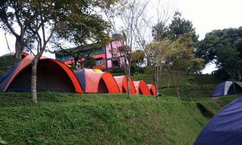 griya sawah lega resort and camp