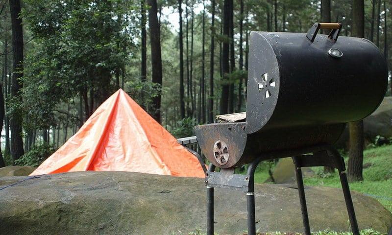 gunung pancar camping ground
