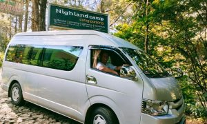 highland camp curug panjang