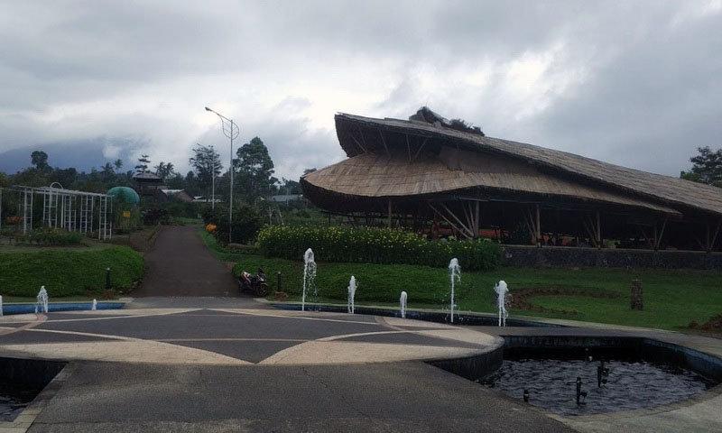 hotel camp hulu cai untuk outbound bogor