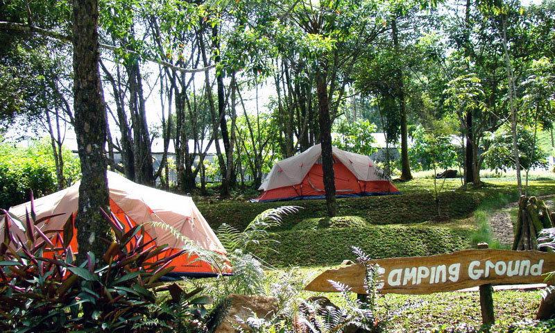 melrimba garden camp for family camp