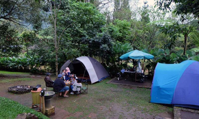 melrimba garden camp untuk family camp