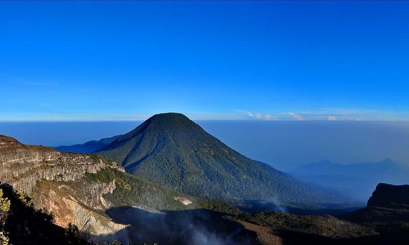 Pendakian Gunung Gede jalur Cibodas