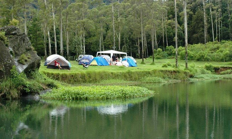 ranca upas camping ground bandung