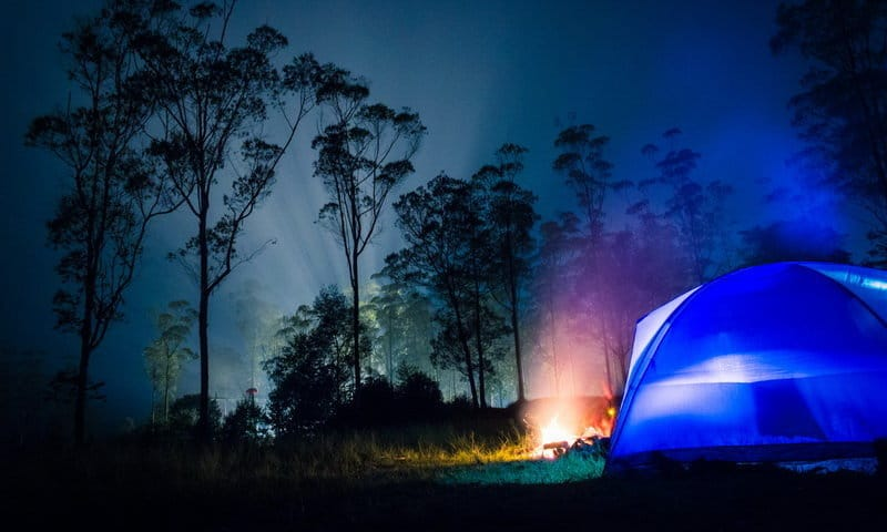 rancaupas camping ground bandung