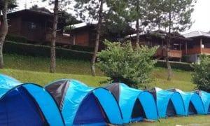 resor and camp griya sawah lega