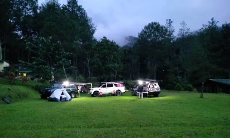 campervan samara camp