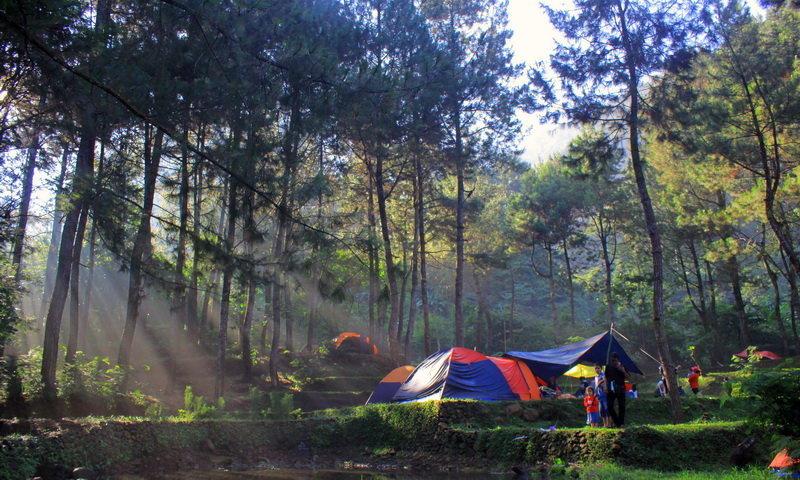 camping di bogor