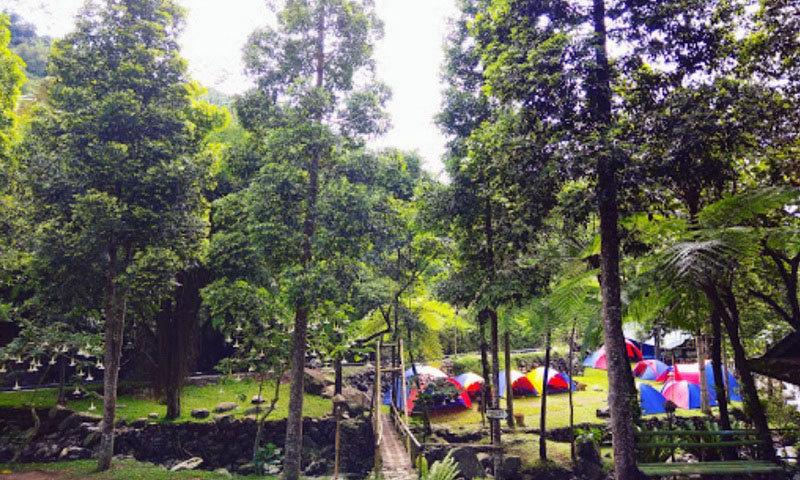 tempat wisata sukabumi bravo camping ground