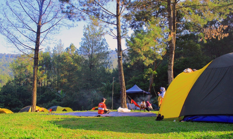 highland camp puncak