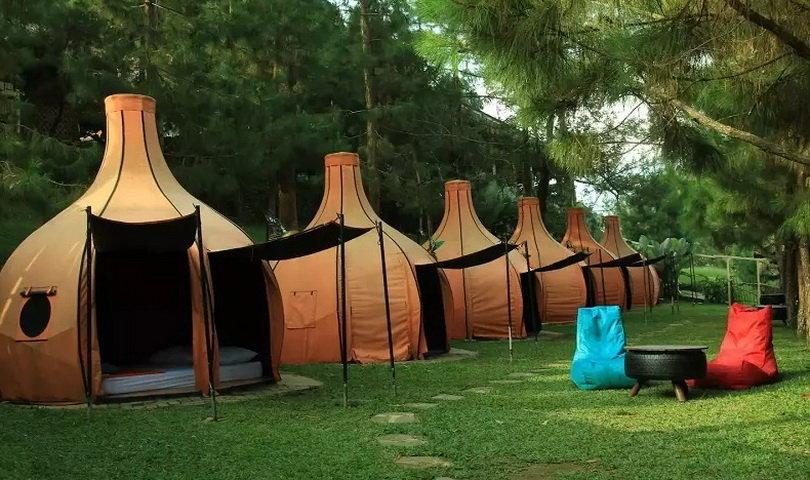 The Lodge Maribaya camp Bandung