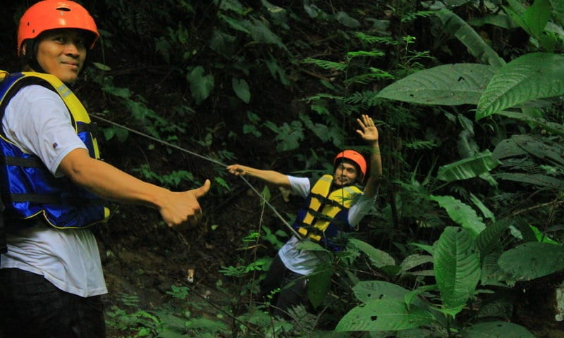 adventure curug naga